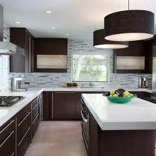 plush design ideas modern kitchens warm industrial kitchen