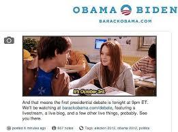 October 3rd Meme - barack obama is a mean girls fan