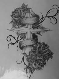 best 25 cross tattoos ideas on pinterest cross tattoo on wrist
