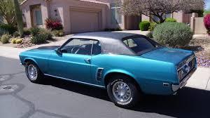 1969 mustang grande 1969 ford mustang grande hardtop t210 1 indy 2012
