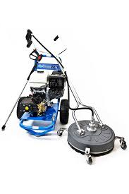 Patio Scrubber Hire Block Paving Cleaning Machine Hire