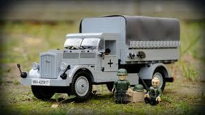 opel truck ww2 cobi opel blitz 2449 recenzja youtube