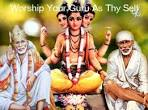 Lord Datta - Lord Sai - Yoga Vidya International - Downloadable