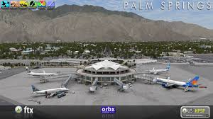the desert oasis introducing palm springs international airport