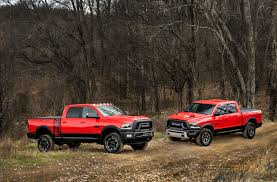 ram freshens the power wagon for 2017