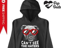 boxer dog xmas boxer dog hoodie etsy