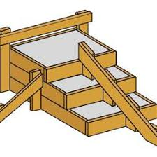 treppe betonieren einschalen und betonieren einer kleinen treppe