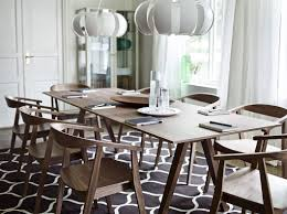 Ikea Conference Table And Chairs Dining Room Tables For Every Budget Walnut Veneer Conference