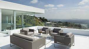 exterior nice looking roof terrace design ideas with beautiful