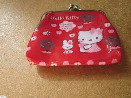 licensed kitty coin purse trade
