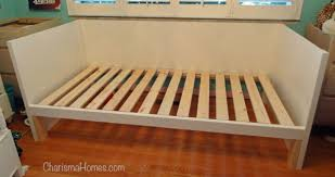 how to build a daybed how to build daybed with storage wooden a drawers bazzle me