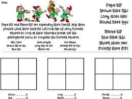 elf heredity  punnett square practice by catherine t  tpt with elf heredity  punnett square practice from teacherspayteacherscom