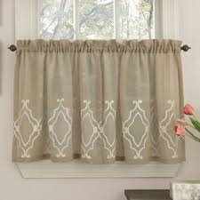 curtain lace panels heritage curtains 24 inch white sheer 4 piece