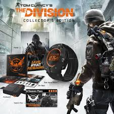 Tom Clancy S The Division Map Size Tom Clancy U0027s The Division Collector U0027s Edition For Xbox One Gamestop