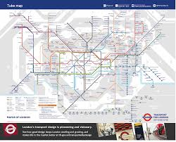 London Subway Map by Exclusive A First Look At The New 2016 Tube Map Londonist