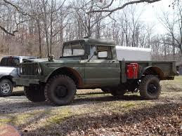 jeep kaiser the m 68 kaiser jeep m715