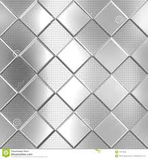 silver metal silver checked pattern stock illustration image 31419203