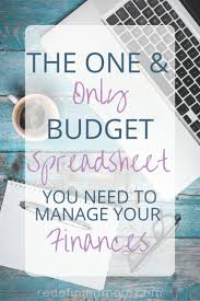 Money Spreadsheet 3001 Best Best Money Management Tips Images On Pinterest