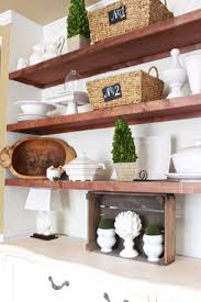 dining room shelf refresh 2 bees in a pod