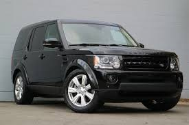 land rover lr4 black land rover lr4 in austin tx land rover austin