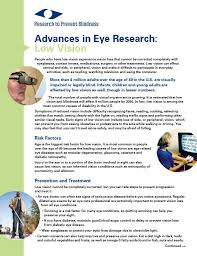 Can Color Blindness Be Prevented Rpb Publications Research To Prevent Blindness