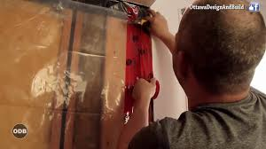 how to install vapor barrier youtube