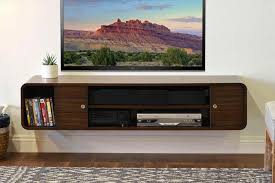 fireplace and hide the wires hanging on wall creative stand ideas