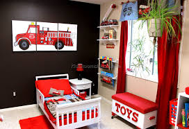 Kids Firefighter Room Decor  Best Kids Room Furniture Decor - Firefighter kids room