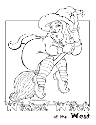 halloween coloring page 2009 doodle masters