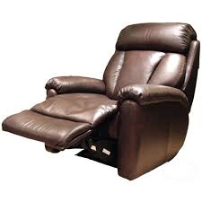 Chair And A Half Recliner Leather Lane Andre Leather Reclining Chair And Ottoman Leather Recliner