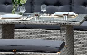 Barcelona Outdoor Furniture by Barcelona Casual Rattan Set Out And Out Original