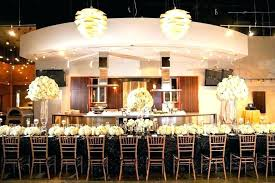 gold party decorations black and gold centerpieces ideas setting the table for the party