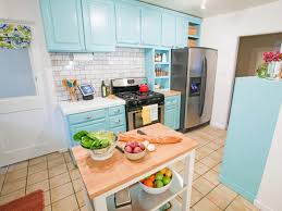 How To Paint Kitchen Cabinets Gray by Kitchen Cabinet Paint Colors Pictures U0026 Ideas From Hgtv Hgtv