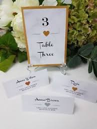 silver wedding table numbers marble wedding table numbers place name cards copper silver gold