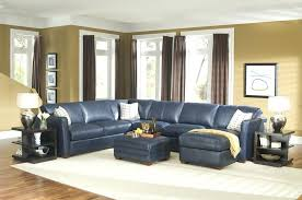 Navy Blue Leather Sofa Leather Living Room Set Navy Blue Leather Sofa And Blue Leather