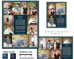senior yearbook ad templates 27 images of half page yearbook ad template leseriail