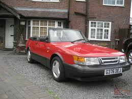 saab 900 convertible 1990 saab 900 turbo 16v convertible