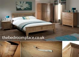 Royal Oak Bedroom Furniture - Oak bedroom furniture uk