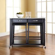 stainless top kitchen island black kitchen island with stainless steel top outofhome