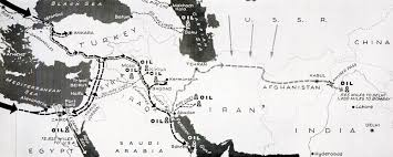 A Map Of The Middle East by German Invasion Middle East Map U2013 Atlantic Sentinel