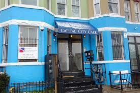 Capital City Awning The Capital City Care Dc Medical Marijuana Dispensary Washingtonian