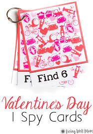 valentine u0027s day i spy for kids free printable packet