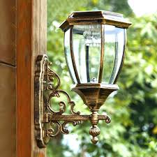 Dusk To Dawn Motion Sensor Outdoor Lighting Sconce Solar Powered Outdoor Sconces Solar Powered Outdoor