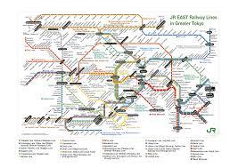 Metro Train Map Transportation In Tokyo Japan Travel Guide Wa Pedia