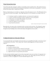 recruiting cover letter cover letter for resume 6 resume cv