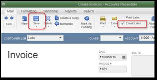 customize email templates in quickbooks quickbooks learn u0026 support