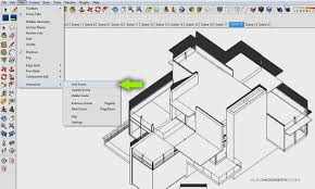 100 exploded floor plan archicad quick training 1 cara