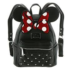 book bags with bows minnie mouse faux leather mini backpack standard kids