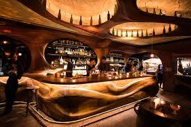 award bar raval architect magazine wood fabrication 3d