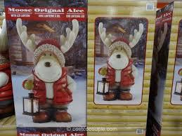 Swarovski Christmas Ornaments 2014 Costco by Moose With Led Lantern